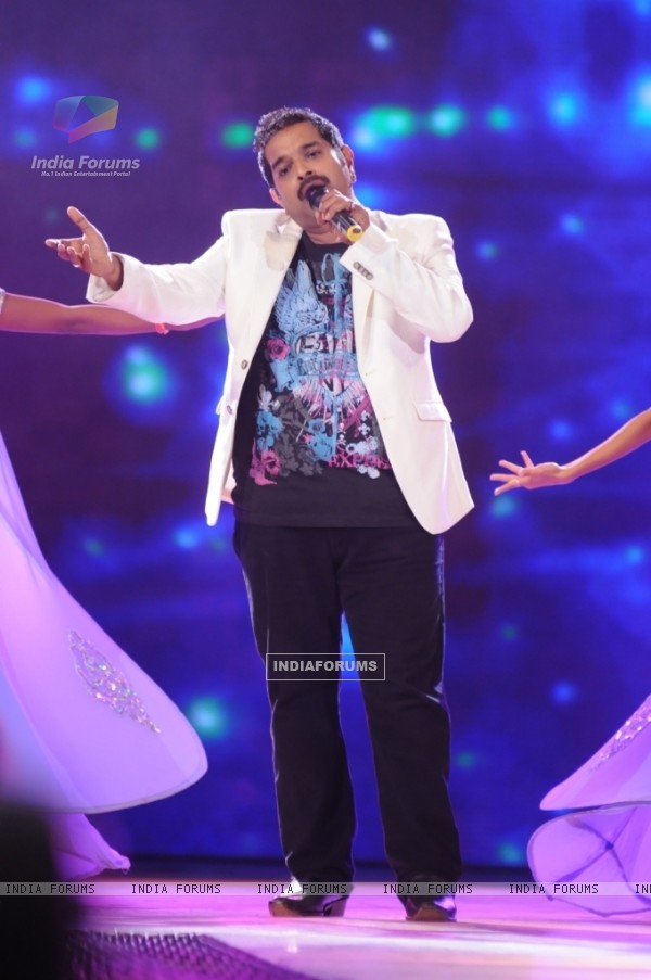 Shankar in tv show Amul Music ka Maha Muqqabla