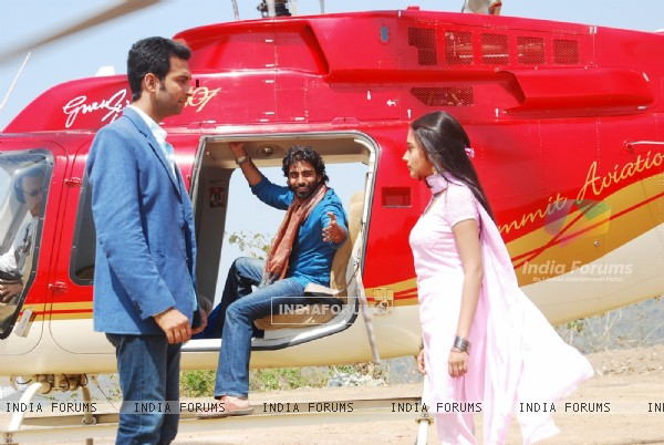Still from tv show Uttaran