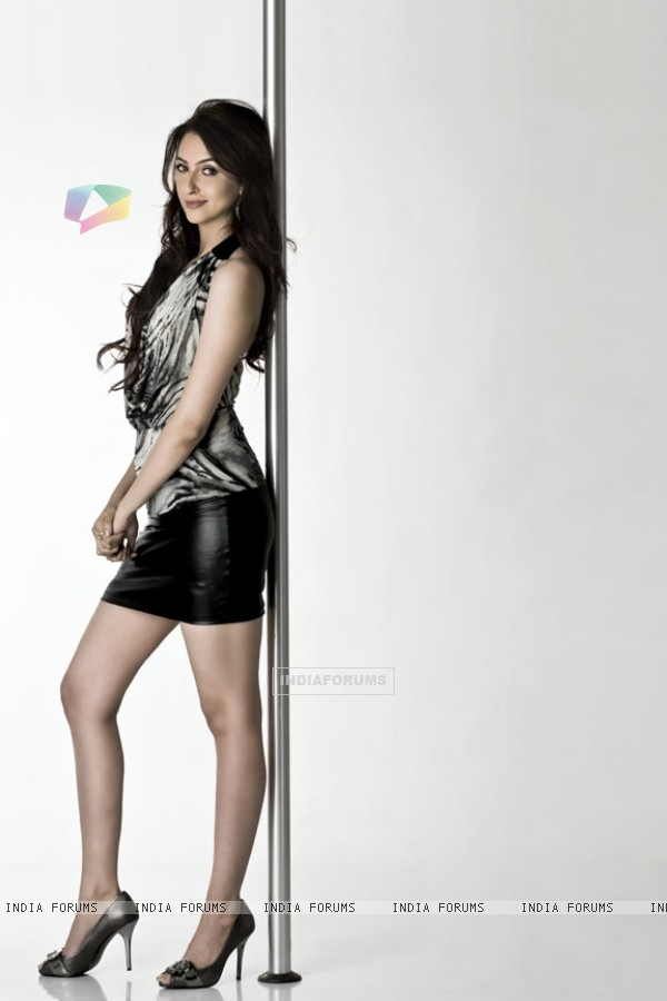 Tall Saumya Tandon