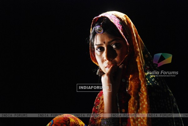 Saakshi Tanwar as teepri in tv show Balika Vadhu