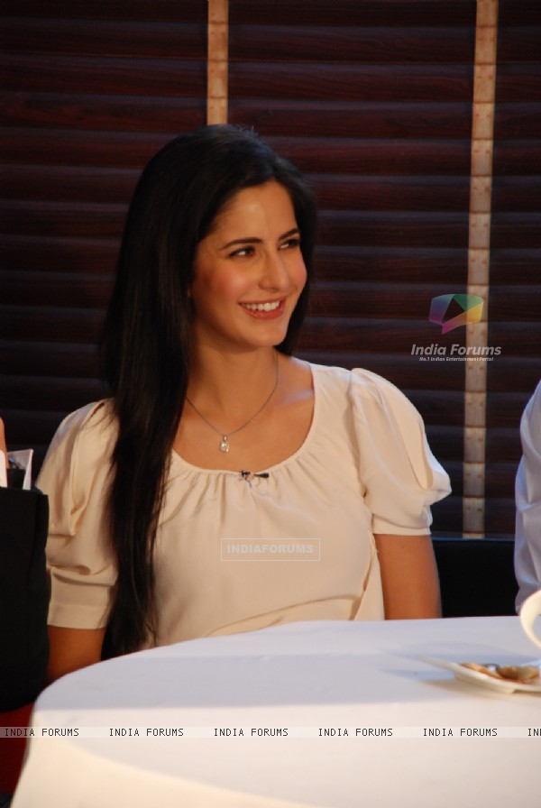 Katrina Kaif in the movie Raajneeti