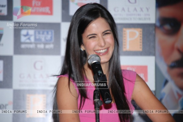 Katrina Kaif in press release of the movie  movie Raajneeti (59294)