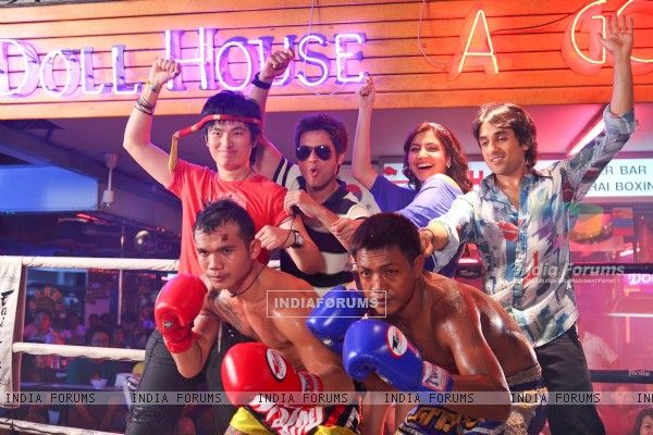 Still from Badmaash Company movie (59826)