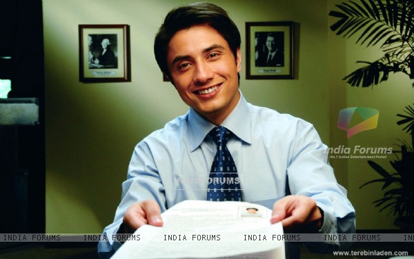 Still image of Ali Zafar