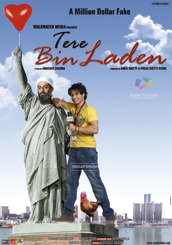 Poster of the movie Tere Bin Laden (65647)