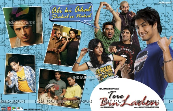 Poster of Tere Bin Laden movie (66003)