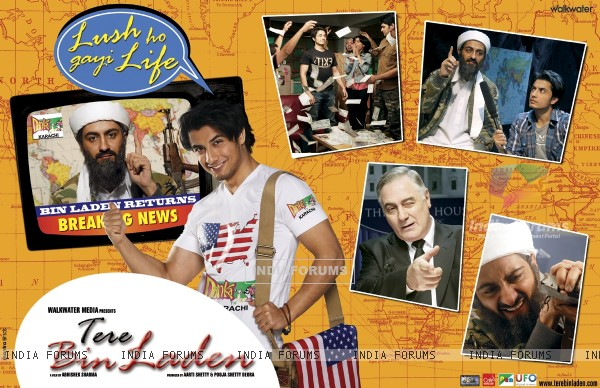 Poster of the movie Tere Bin Laden (66004)
