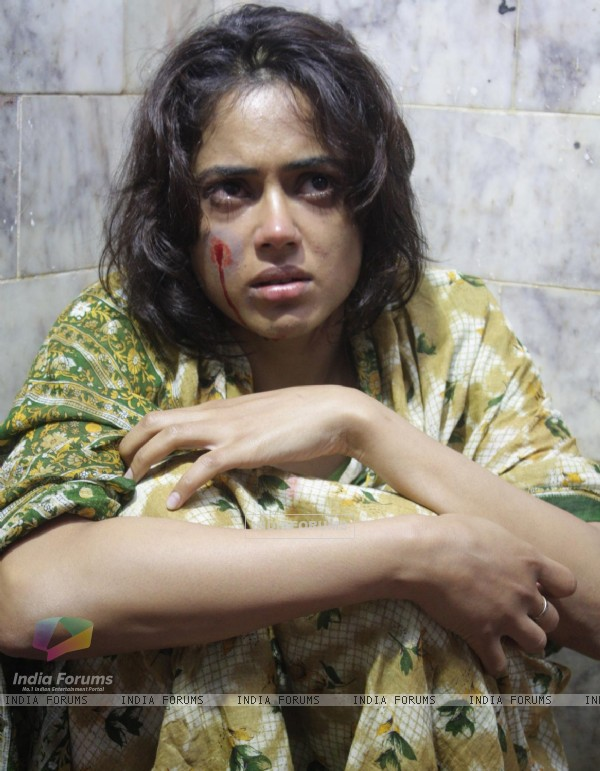 Sameera Reddy in the movie Red Alert - The War Within