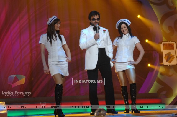 Saif Ali Khan at the Zee Cine Awards 2007, Genting Highlands Resort, Malaysia