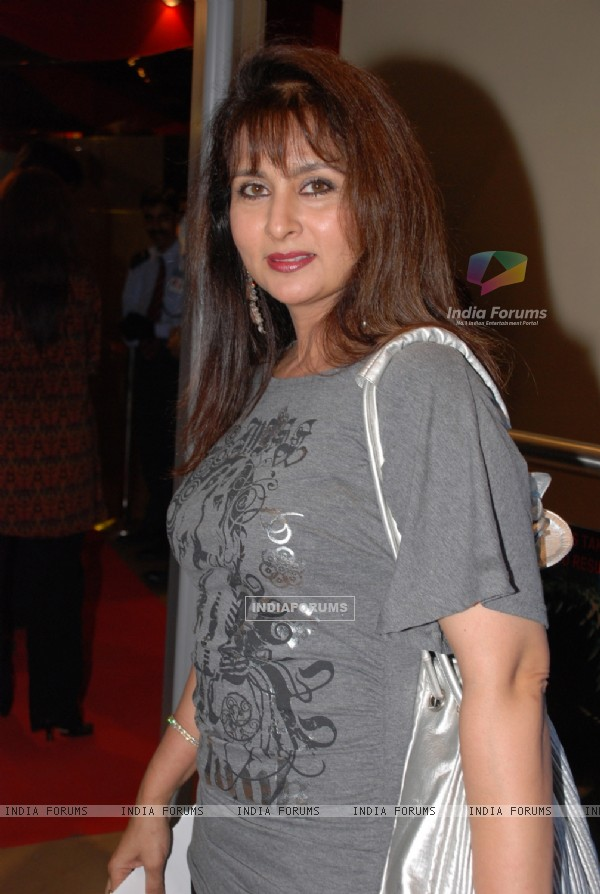 Poonam Dhillon at Premiere of the movie Perfect Stranger at PVR, Mumbai on April 10
