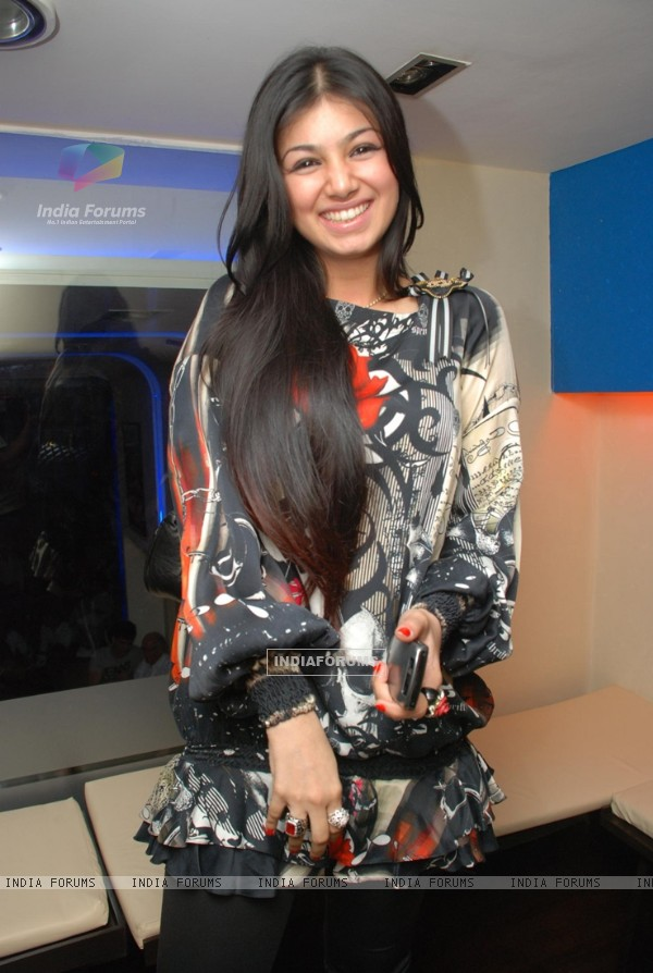 "Ayesha Takia at ""Dino Morea''s Crepe Station"" Launch"