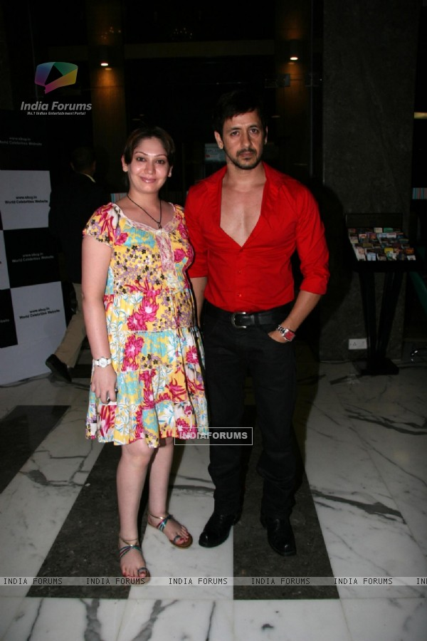 Guest at Sachin Sharma''s website launch at Malad, in Mumbai