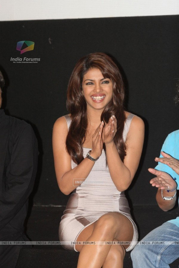 Priyanka Chopra at ''Kaminey'' Press Meet at Cinemax, in Mumbai