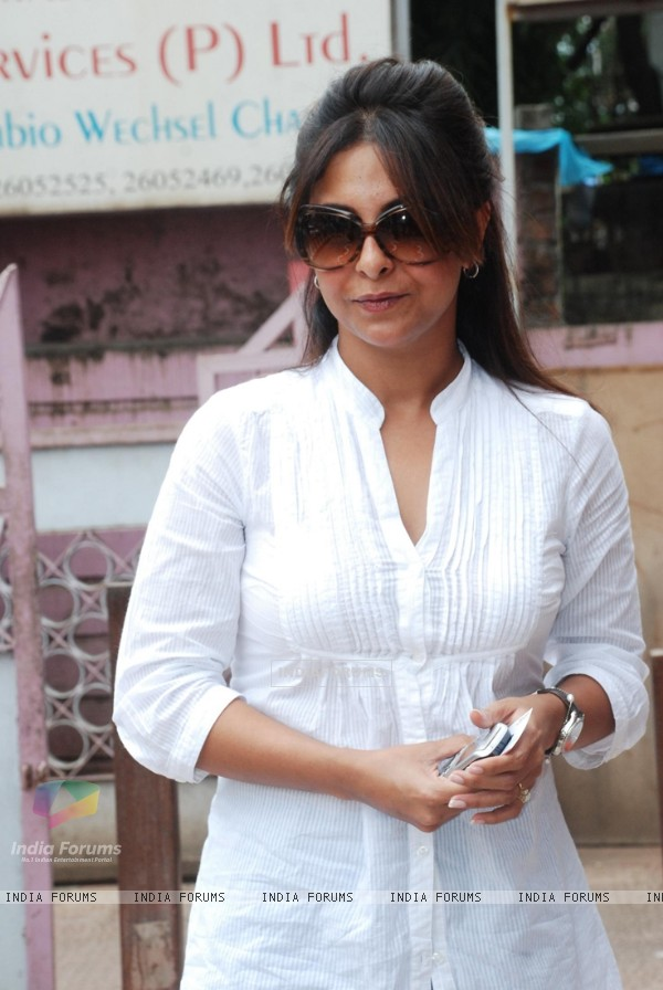 Shefali Chhaya at ''''Oyolicious'''' book launch, in Mumbai