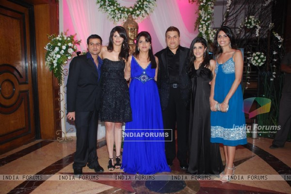 Guest at Ramesh Taurani''s 25th Wedding Anniversary Celebrations, in Mumbai