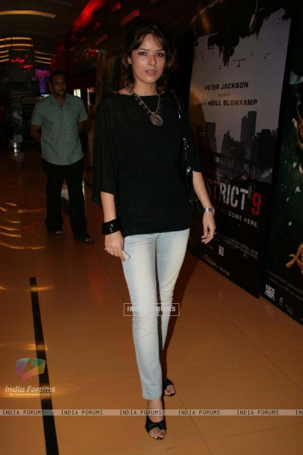 Udita Goswami at Yeh Mera India premiere