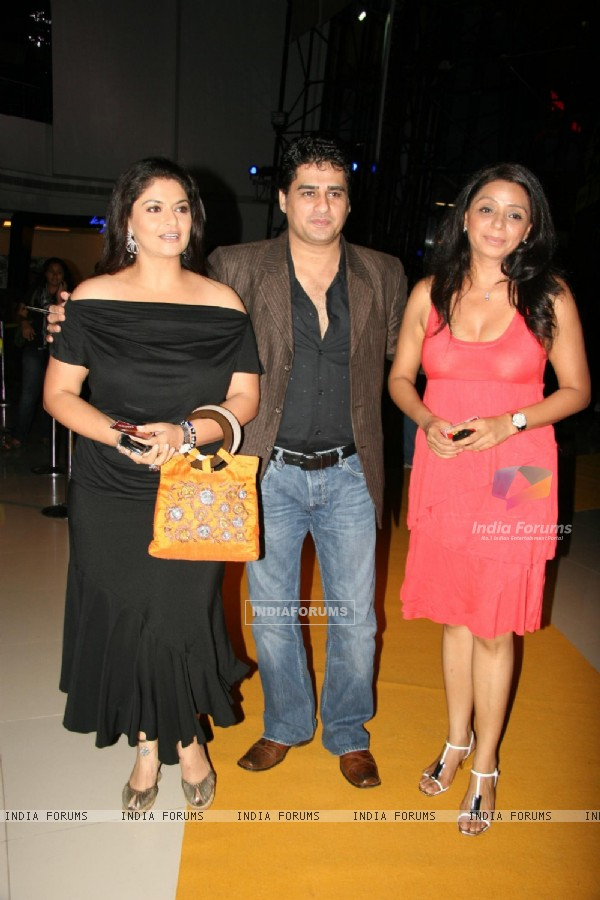 "Guests at the red carpet event of reality show ""Khatron Ke Khiladi"" on TV channel Colors at IMAX Wadala"