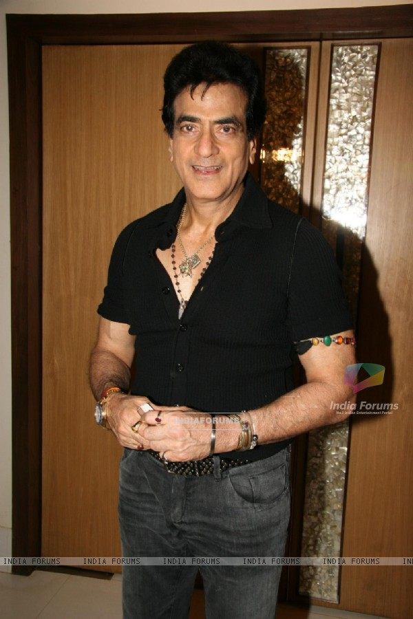 Bollywood actors Jitendra at DR Pai''s Birthday bash, in Mumbai