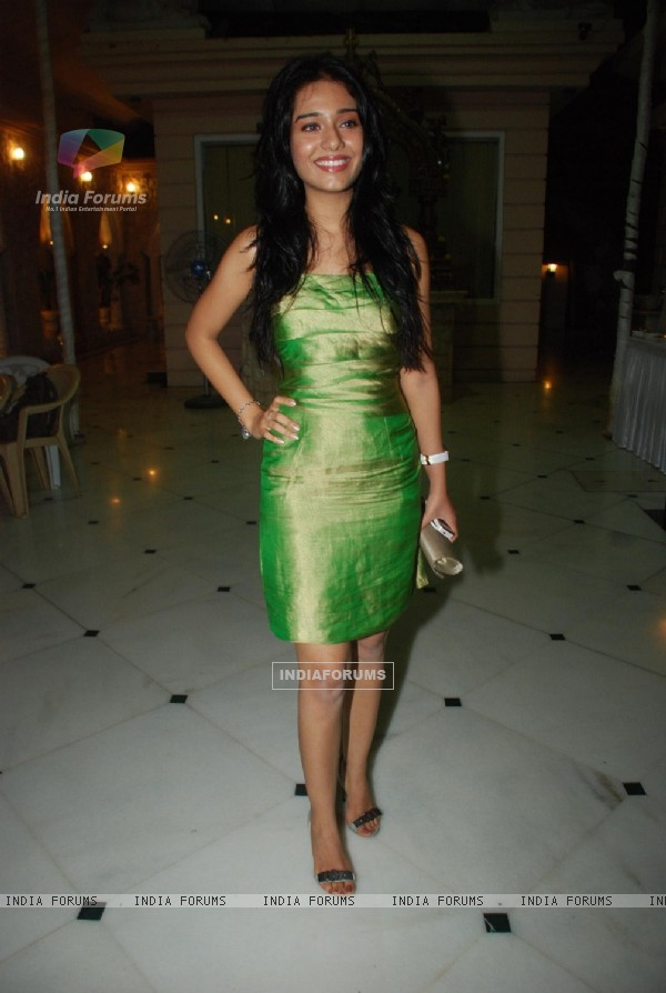 "Amrita Rao at ''''Life Partner"" success bash"