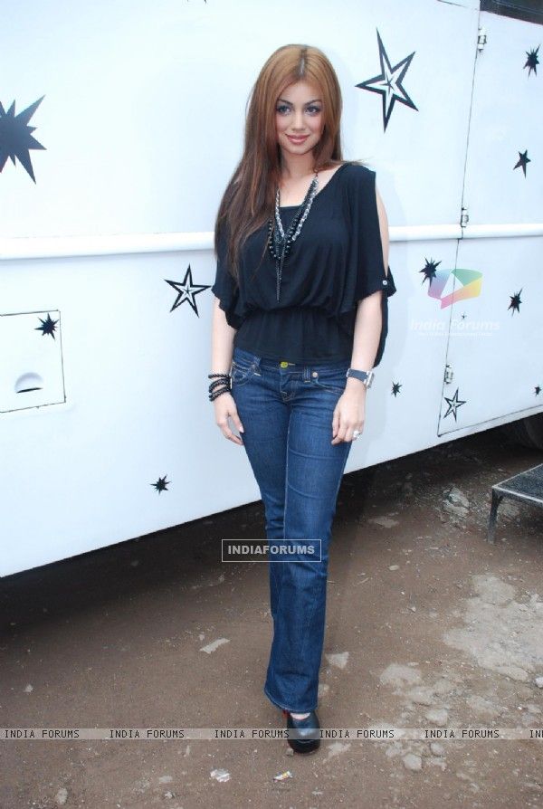 Ayesha Takia photo shoot for film Wanted