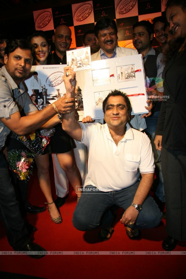 Kunal Ganjawala at Saabashi You Can Do It music launch