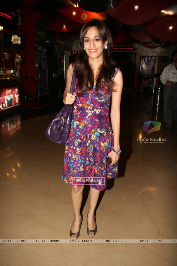 "Guest at ""Amras"" Movie Premiere at PVR (Photo : IANS)"