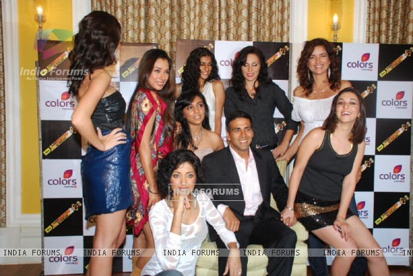 Akshay Kumar at Khatron Ke Khiladi press meet