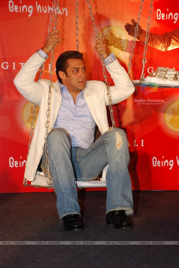 Salman Khan Being Human Coin launch