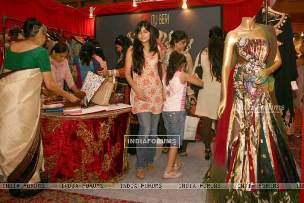 The Bridal Asia 2009, in New Delhi on Saturday