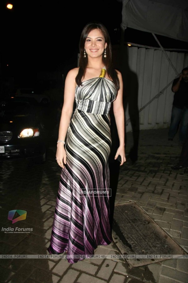 Urvashi Sharma at Kanchivaram Success bash, in Mumbai