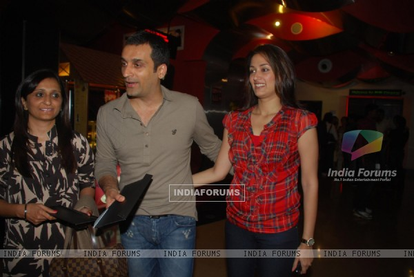 Sonali Bendre at Vicky Cristina Barcelona film premiere at PVR