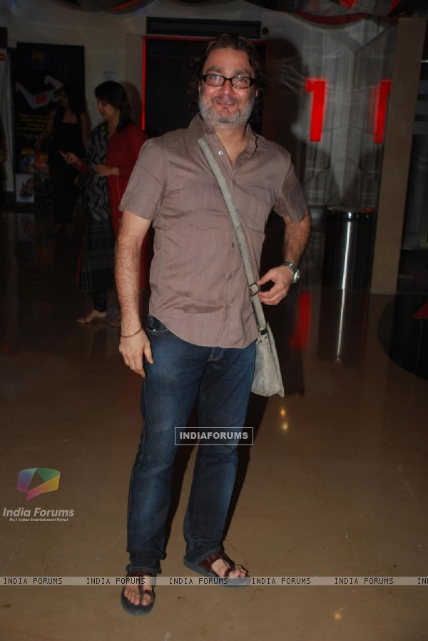 Vinay Pathak at Vicky Cristina Barcelona film premiere at PVR