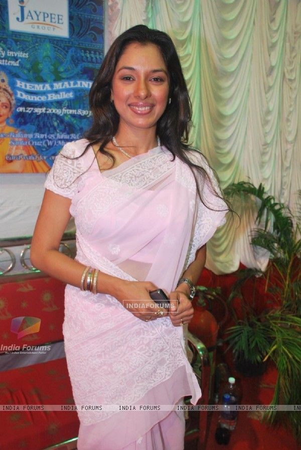 "Rupali Ganguly at ""Dasera Event"""