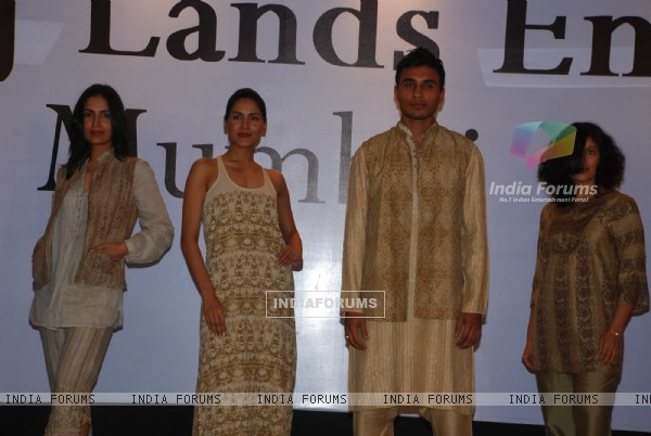 Krishna Mehta Fashion Show