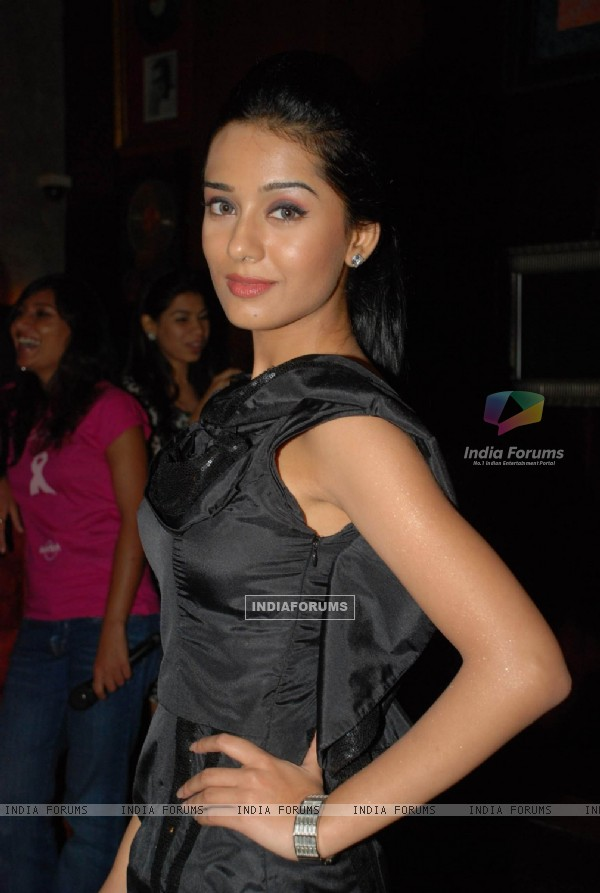 Amrita Rao on Maxim magazine launch at Hard Rock Cafe