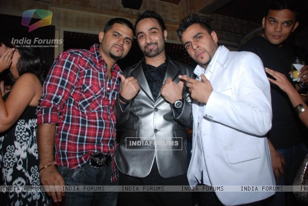 Juggy D and Bunty Arora''s B-Project albun launch at RA