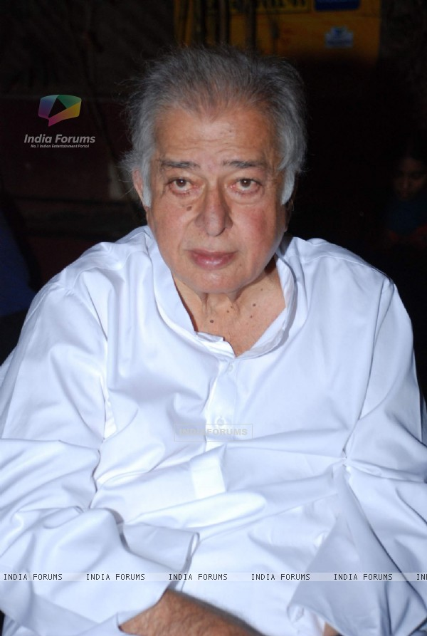 Shashi Kapoor at Thetres of India Press Meet at Prithvi Theatre