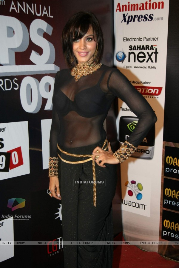 Manasi Scott Heats up Animation 24 fps Awards Night at Goregaon