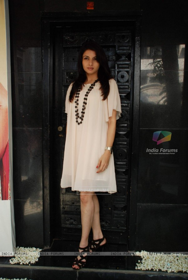 Bhagyashree at Designer Nisha Sagar''s birthday bash
