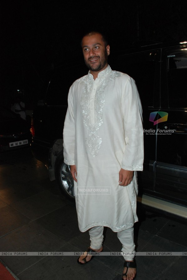 Abhishek Kapoor at Isha Koppikar''s sangeet at Mayfair rooms