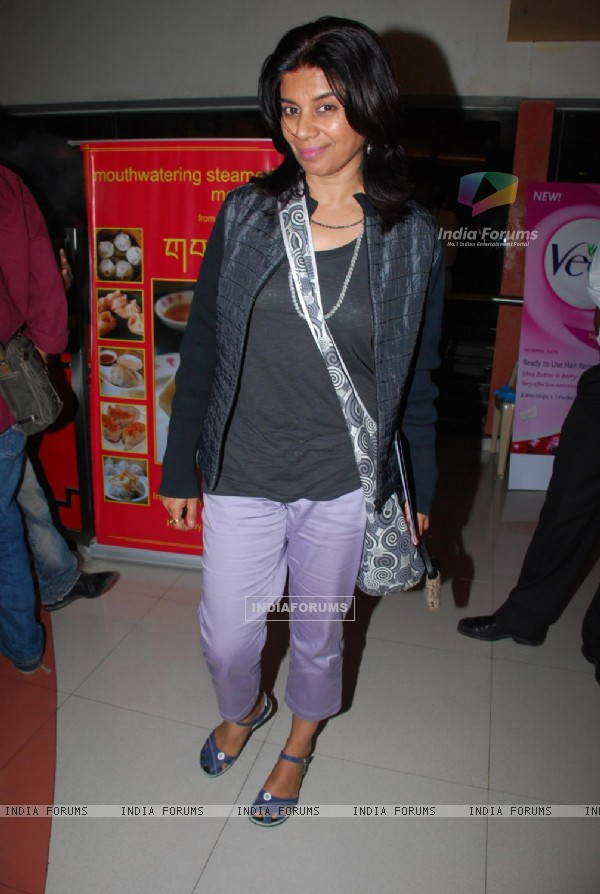 Meeta Vashisht at French Cinema Special Screening at Fun