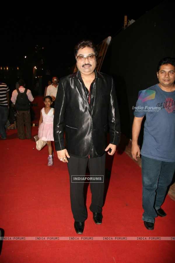 Guest at the 3 idiots star cast at Saregama 1000th Episode Bash at Andheri, Mumbai