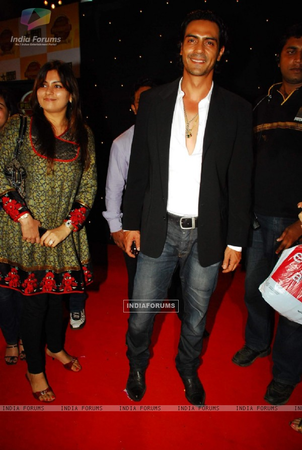 Arjun Rampal at Sports Illustrated Awards at Sahara Star