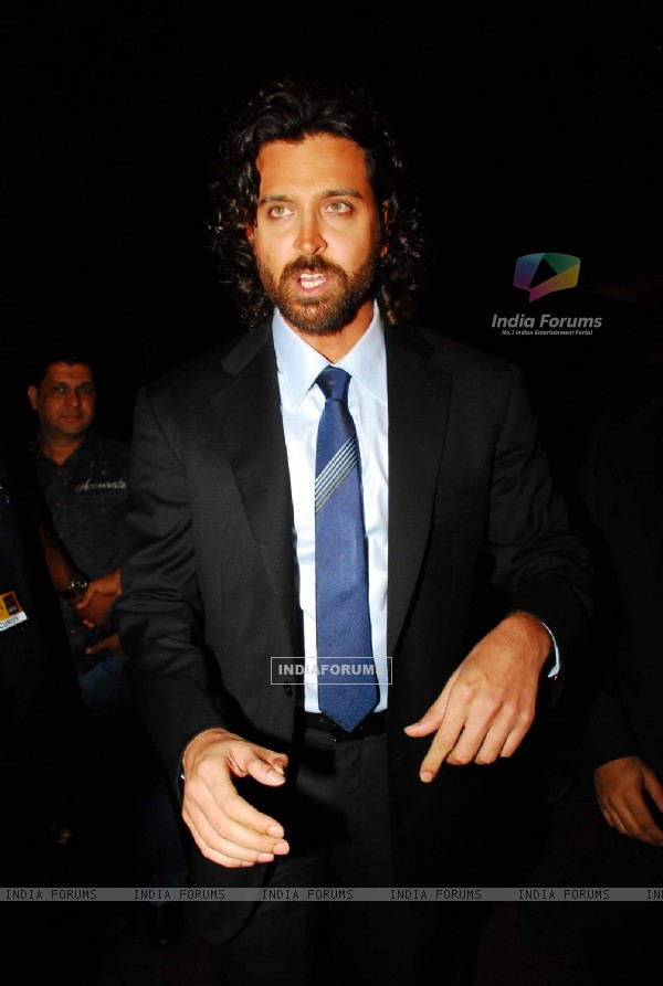 "Hrithik Rosan at ""Star Gold Sabse Favourite Kuan"" at Taj Land''s End"