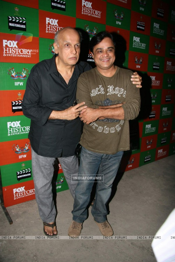 Mahesh Bhatt Master Class Interview at Blue Frog