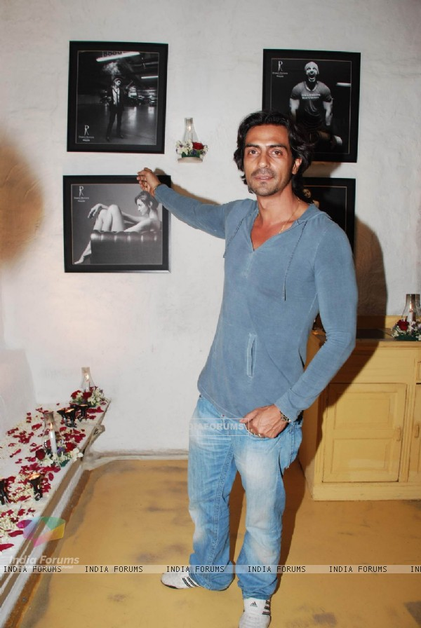 "Celebrity in ""Dabboo Ratnani Calendar"" at Olive"
