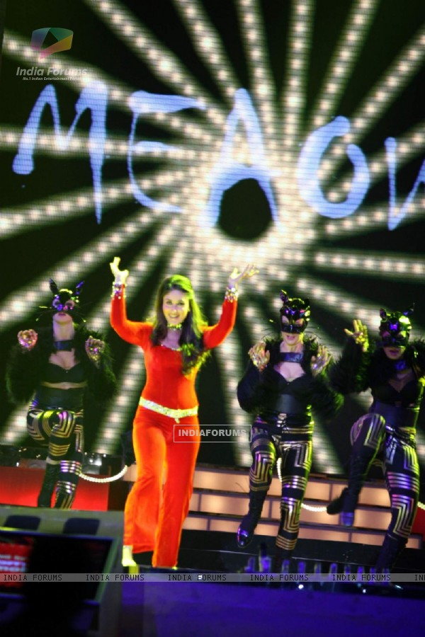Kareena Kapoor at Apsara Awards in Chitrakot Grounds