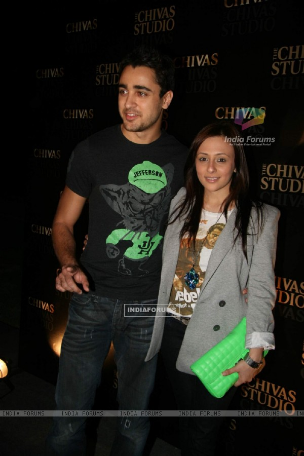 Imran Khan at designer Wendell Rocdericks Show at Chivas Tour at Grand Hyatt