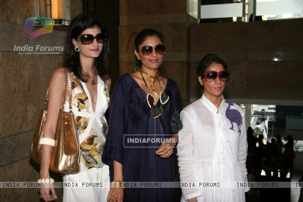 Surily Goel''s brunch for Chivas at Grand Hyatt, in Mumbai
