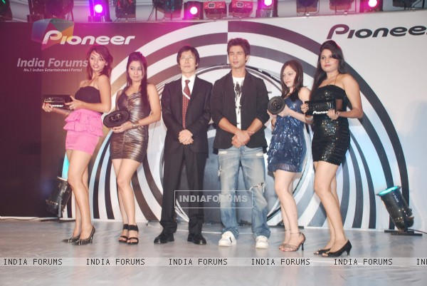 Shahid Kapoor at Pioneer India''s celeberation bash